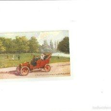 Postales: 3228.-COCHES-AUTOMOVILES- LA 4 CYLINDRES 12 CHERAUX DE DION-BOUTON. Lote 58364535