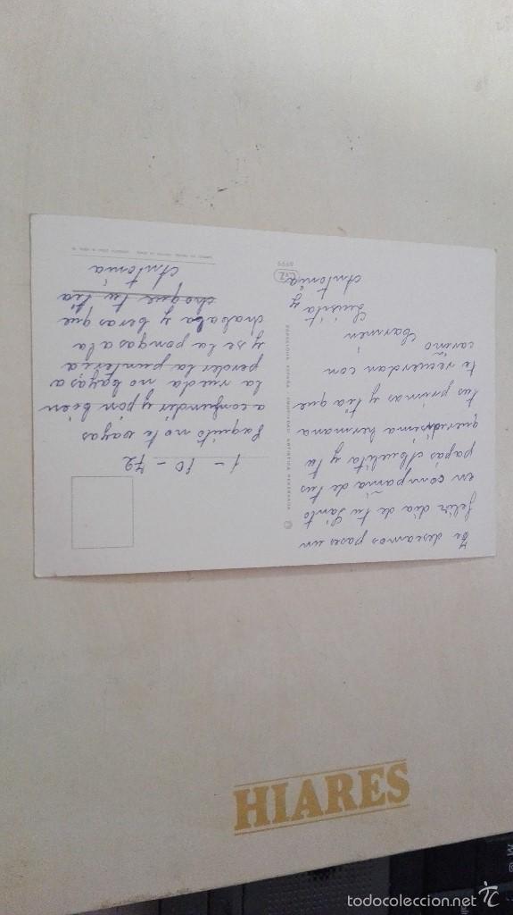 Postales: AUTOMOVIL CON PAREJA - Foto 2 - 58422194