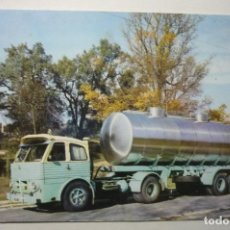 Postales: POSTAL CAMION CAMION TRACTOR PEGASO -MODELO 2010 CM. Lote 63246964