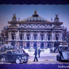 Postales: POSTAL - EUROPA - PARIS - ET SES MERVEILLES - TEATRO DE LA OPERA - ANDRÉ LECONTÉ. Lote 64066419