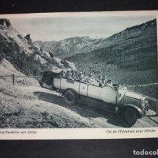 Postales: COCHE AUTOCAR - SUIZA. Lote 71385199