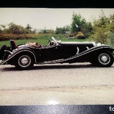 Postales: POSTAL SOTHEBY´S / IMPORTANT EARLY AND CLASSIC MOTOR VEHICLES, AUTOMOBILA / MONACO / 1989 . Lote 80721830