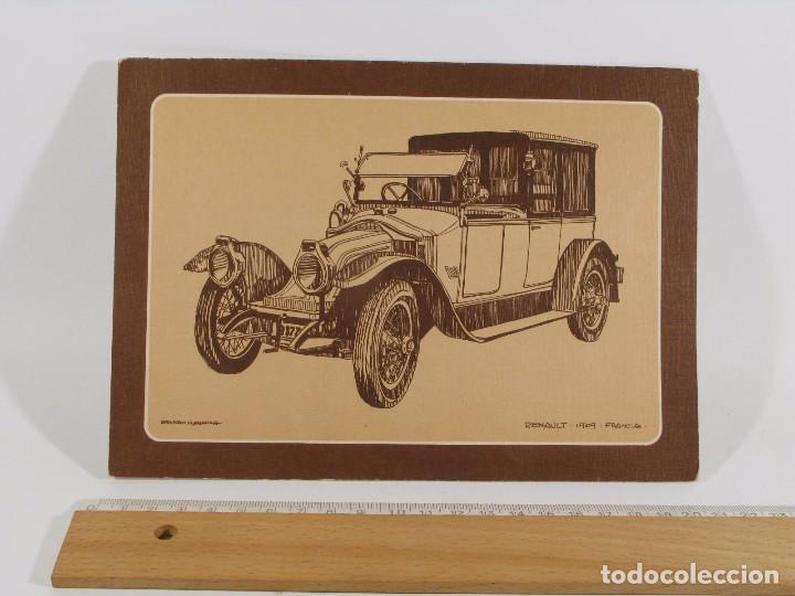 Postales: LOTE 12 POSTALES COCHES ANTIGUOS - Foto 1 - 86448152