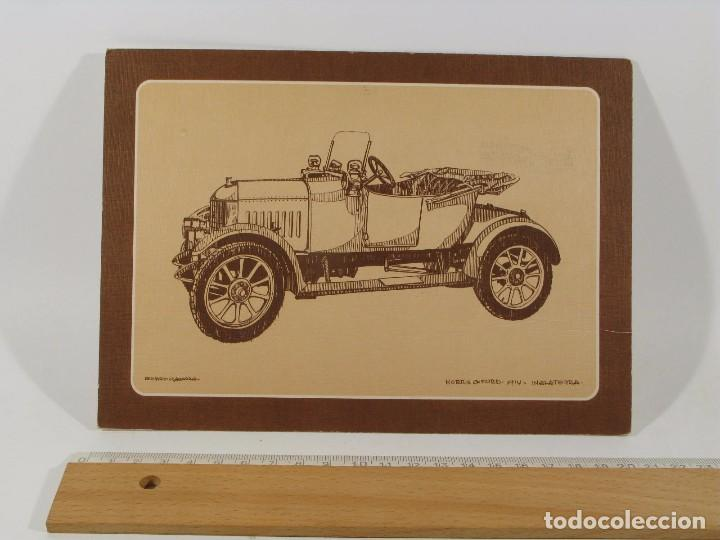Postales: LOTE 12 POSTALES COCHES ANTIGUOS - Foto 2 - 86448152