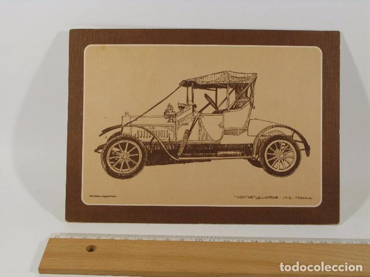 Postales: LOTE 12 POSTALES COCHES ANTIGUOS - Foto 6 - 86448152
