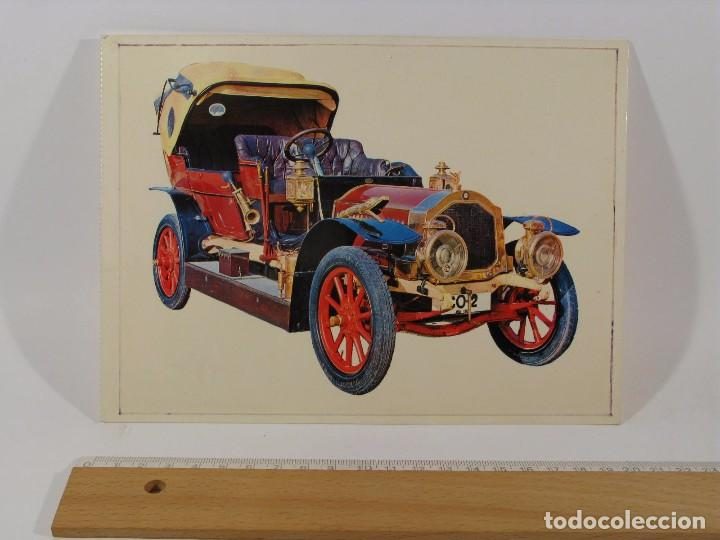 Postales: LOTE 12 POSTALES COCHES ANTIGUOS - Foto 7 - 86448152
