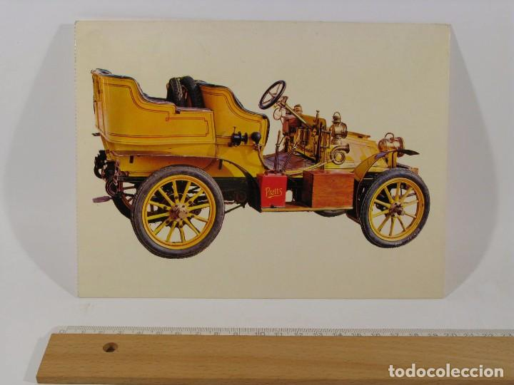 Postales: LOTE 12 POSTALES COCHES ANTIGUOS - Foto 9 - 86448152