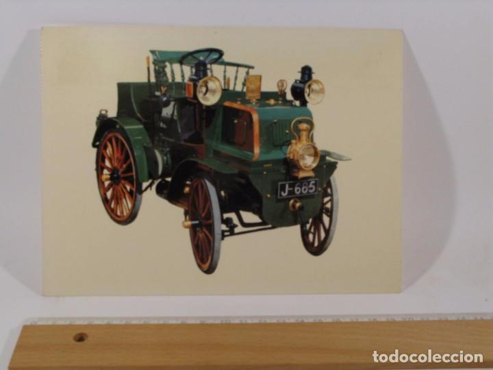 Postales: LOTE 12 POSTALES COCHES ANTIGUOS - Foto 10 - 86448152