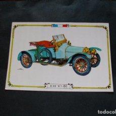 Postales: PRECIOSA POSTAL - COCHE - DFP-1913 -LA DE LA FOTO VER TODAS MIS POSTALES. Lote 87415080