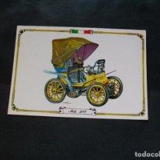 Postales: PRECIOSA POSTAL - COCHE - FIATE-1899 -LA DE LA FOTO VER TODAS MIS POSTALES. Lote 87415264
