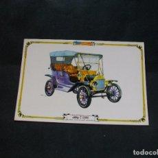 Postales: PRECIOSA POSTAL - COCHE - FORD-1908 -LA DE LA FOTO VER TODAS MIS POSTALES. Lote 87415544
