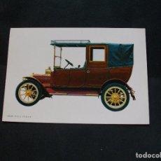 Postales: PRECIOSA POSTAL - COCHE - ADLER .-1912 -LA DE LA FOTO VER TODAS MIS POSTALES. Lote 87417636