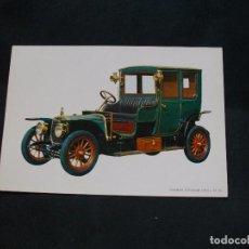 Postales: PRECIOSA POSTAL - COCHE - PANHAR LEVASOR.-1912 -LA DE LA FOTO VER TODAS MIS POSTALES. Lote 87418128