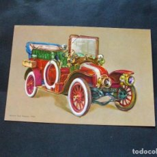 Postales: PRECIOSA POSTAL - COCHE - RENAULT PARK PHAETON.-1904 -LA DE LA FOTO VER TODAS MIS POSTALES. Lote 87419328