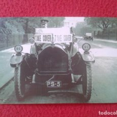 Postales: POSTAL POST CARD THE NOSTALGIA POSTCARD VINTAGE 1917 LONDON HOME SCENES FROM THE GREAT WAR MOTOR CAR. Lote 87807072