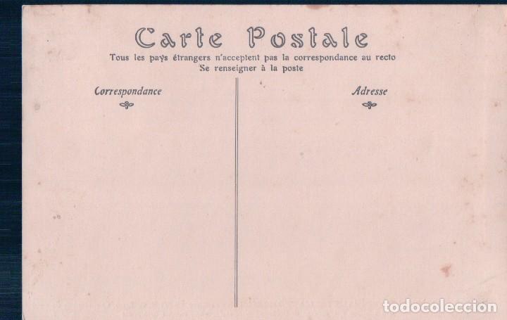 Postales: POSTAL EXPOSITTION DÉCENNALE DE L´AUTOMOBILE . 1907 - Foto 2 - 90766885