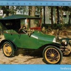 Postales: POSTAL DE COCHES ANTIGUOS BELE PEUGEOT SERIE Nº 23 EDITO ESCUDO DE ORO SIN CIRCULAR . Lote 98111407