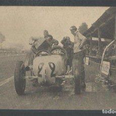 Postales: GRAN PREMIO DE ITALIA 1924 - AUTOMÓVIL MERCEDES PILOTADO POR WERNER - P22890. Lote 98492071