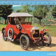 Postales: POSTAL DEL MUSEO DE AUTOMÓVIL FACTORÍA FRANCESA CIRCULADA AÑO 1965. Lote 99872915
