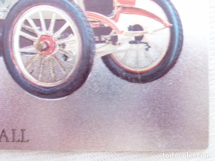 Postales: POSTAL METALIZADA DUFEX DE COCHE 1909 VAUXHALL. NO CIRCULADA - Foto 7 - 101711351