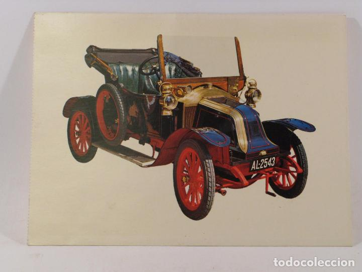 Postales: LOTE 12 POSTALES COCHES ANTIGUOS - Foto 11 - 86448152