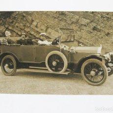 Postales: ANTIGUA POSTAL FOTOGRÁFICA DE UN AUTOMOVIL DE MARCA WOLSELEY. Lote 101952339