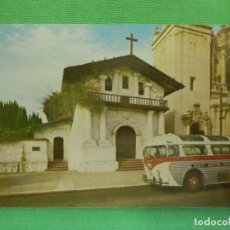 Postales: POSTAL - AUTOBUS AMERICANO - SAN FRANCISCO - MISSION DE LOS DOLORES. - NE - NC. Lote 104323527