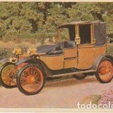 Postales: POSTAL COCHE EL LANCHESTER 1908 20 HP - -C-49. Lote 107217643