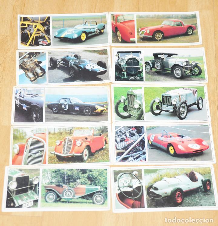 Postales: juego de 26 postales sovieticas.Coches antiguas .URSS . - Foto 2 - 111669439