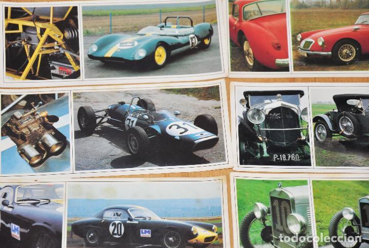 Postales: juego de 26 postales sovieticas.Coches antiguas .URSS . - Foto 3 - 111669439