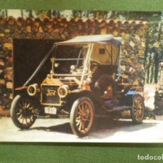 Postales: POSTAL - 3 DIMENSIONES - 3 D - STEREORAMA - FORD T 1909 - E 5101 - AUTOS - SIN ESCRIBIR NI CIRCULAR. Lote 112087255