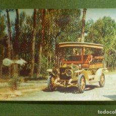 Postales: POSTAL - 3 DIMENSIONES - 3 D - STEREORAMA - HISPANO SUIZA 1907 - E 5100 - AUTOS - SIN ESCRIBIR. Lote 112087475