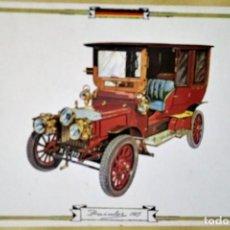 Postales: DAIMLER 1905 POSTAL COCHES ANTIGUOS - COCHES DE ÉPOCA - COCHES CLÁSICOS 15X10 SIN CIRCULAR. Lote 115407119