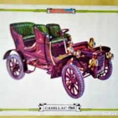 Postales: CADILLAC 1906 POSTAL COCHES ANTIGUOS - COCHES DE ÉPOCA - COCHES CLÁSICOS 15X10 SIN CIRCULAR. Lote 115407847
