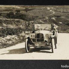 Postales: TARJETA POSTAL FOTOGRAFIA COCHES EN CARRERAS. Lote 116517619