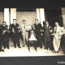 Postales: TARJETA POSTAL FOTOGRAFIA TROFEO ARMANGUÉ 1921. Lote 117901935
