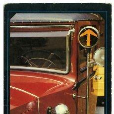 Postales: JUEGO DE 21 POSTALES CHECHOSLOVAKOS .COCHES EN NUESTAS VIAS 3 .PRAGA 1985A. Lote 120321571