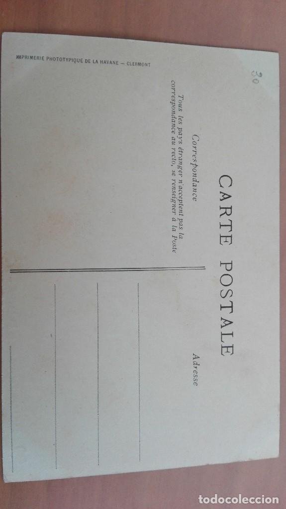Postales: POSTAL COCHES AUTOMOVILISMO CAILLOIS FRANCE SR RICHARD BRASIER EDIC VCD PERFECTA CONSERVAC DEPORTES - Foto 2 - 121600415