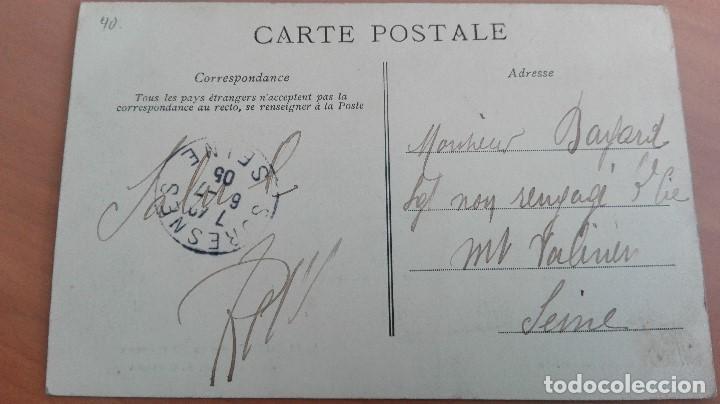 Postales: POSTAL COCHES AUTOMOVILISMO A CLEMENT BAYARD SUR 120 CHEVAUX EDIC VCD PERFECTA CONSERVAC DEPORTES - Foto 2 - 121610259