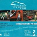 Postales: SALON INTERNACIONAL DEL AUTOMOVIL DE MADRID, AÑO 2004. Lote 127124199