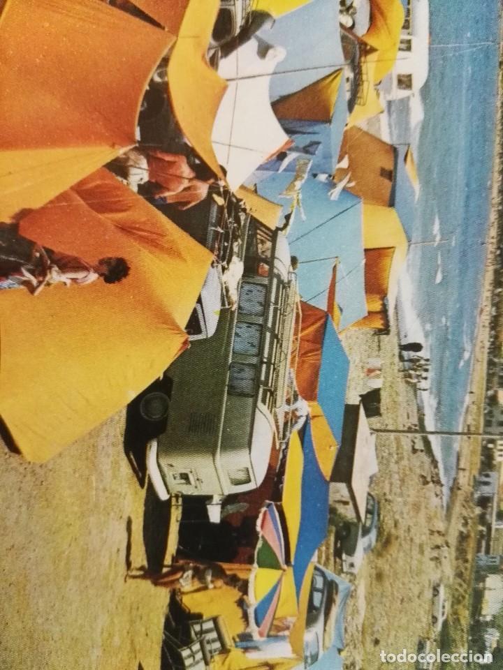 Postales: Postal Furgoneta Volkswagen de 1962 - Foto 2 - 127976183