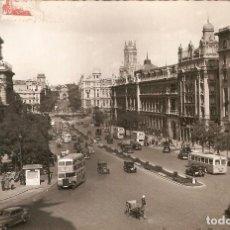 Postales: MADRID Nº103 CALLE DE ALCALA EDICIONES ARRIBAS CIRCULADA EN 1958. Lote 128150971