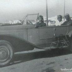 Postales: FOTOGRAFÍA EN CARMONA. 17 DE JULIO DE 1928. NO CIRCULADA.. Lote 131493382