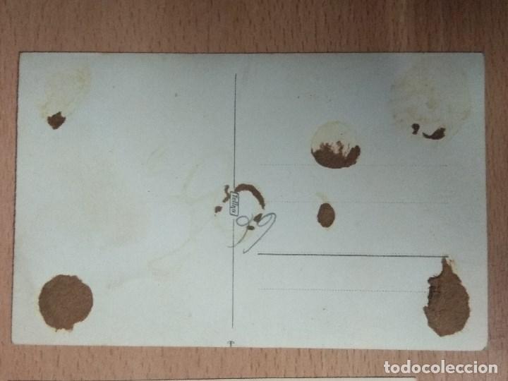 Postales: LOTE DE 4 FOTOGRAFIAS CARRERAS DE MOTOS - Foto 7 - 132335070