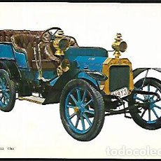 Postales: POSTAL COCHE * PEUGEOT LION 1903, CLEO * 1968. Lote 132381818