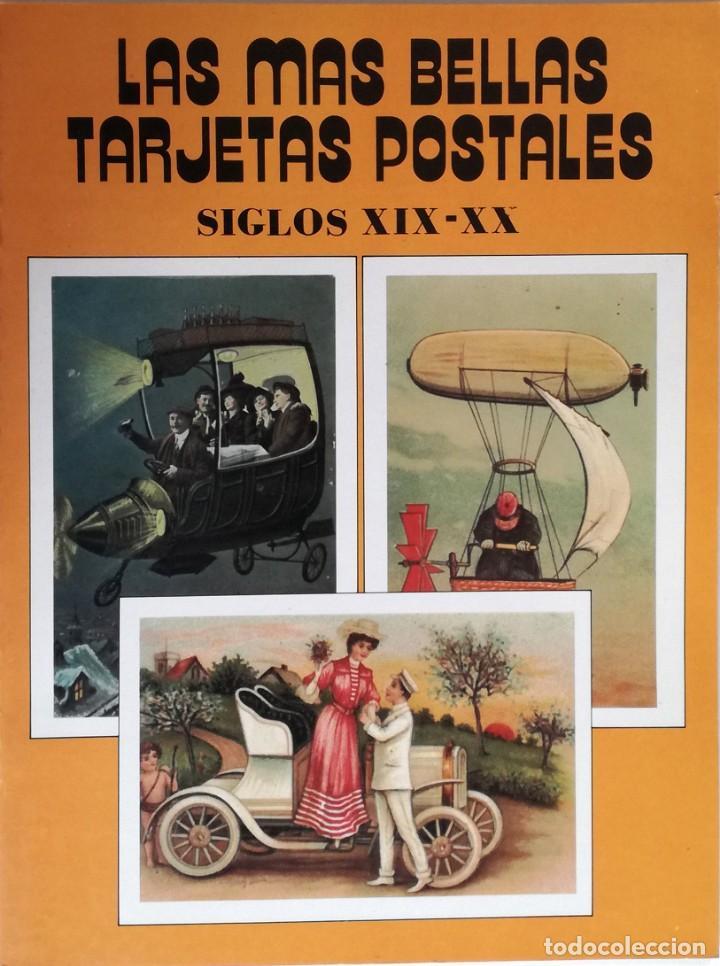 LAS MAS BELLAS TARJETAS POSTALES : SIGLO XIX-XX (Postales - Postales Temáticas - Coches y Automóviles)