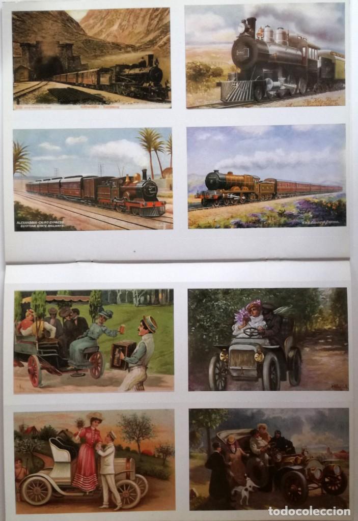 Postales: Las mas bellas tarjetas postales : siglo XIX-XX - Foto 3 - 132833050