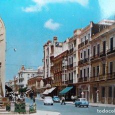 Postales: COCHES EN MELILLA . Lote 133454678