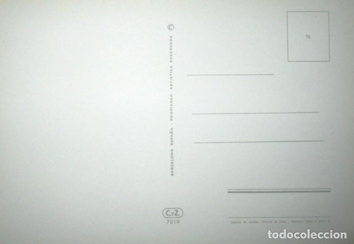 Postales: LOTE DE 30 POSTALES DE AUTOMÓVILES ANTIGUOS. SIN CIRCULAR. C Y Z, BARCELONA. - Foto 6 - 134861438