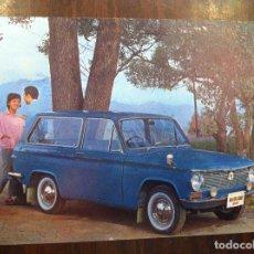 Postales: POSTAL COCHE MAZDA 800 ESTATE 800CC 42 HP. PRINTED IN JAPAN. Lote 135633731